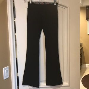 Ivivva yoga pants size 8 girls